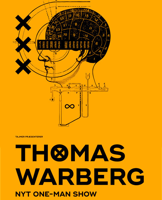 Thomas Warberg Tour 2019